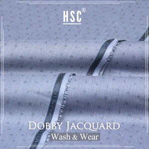 Dobby Jacquard Wash&Wear For Men - DJW3