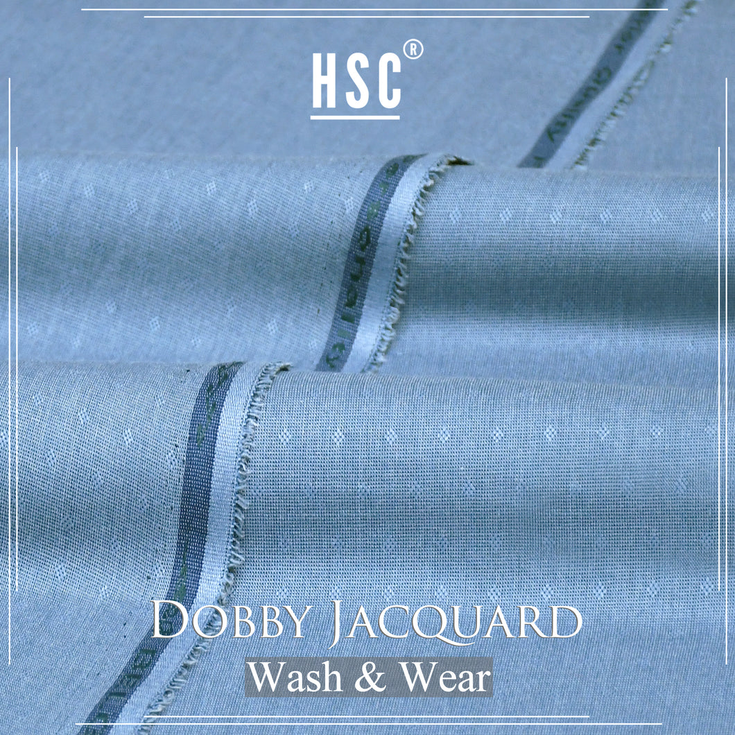 Dobby Jacquard Wash&Wear For Men - DJW4