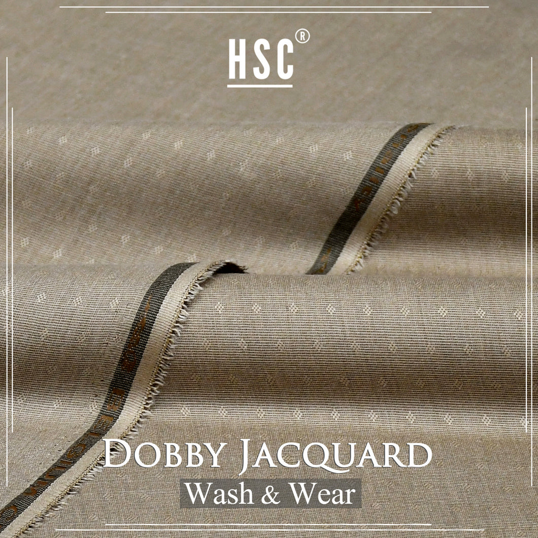 Dobby Jacquard Wash&Wear For Men - DJW6