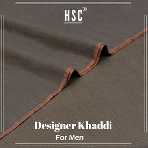 Pure Cotton Designer Khaddi For Men - DK5