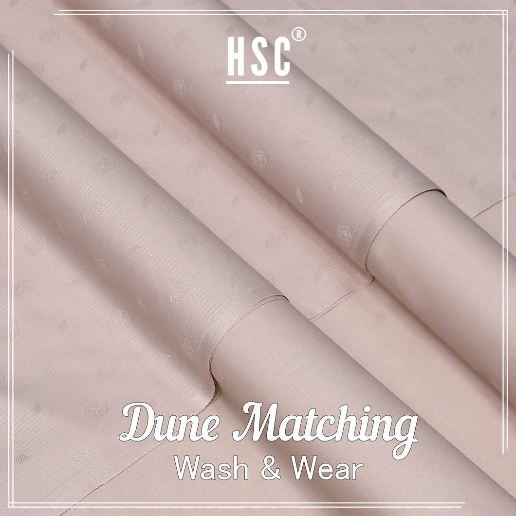 Dune Matching Wash&Wear For Men - DM1