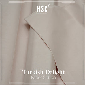 Turkish Delight Paper Cotton For Men - TPC4