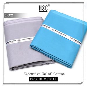 Executive Kalaf Cotton (2 Suits) - EKC2
