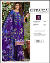 Load image into Gallery viewer, Estranza Embroidered Karandi Wool  - EPEL11