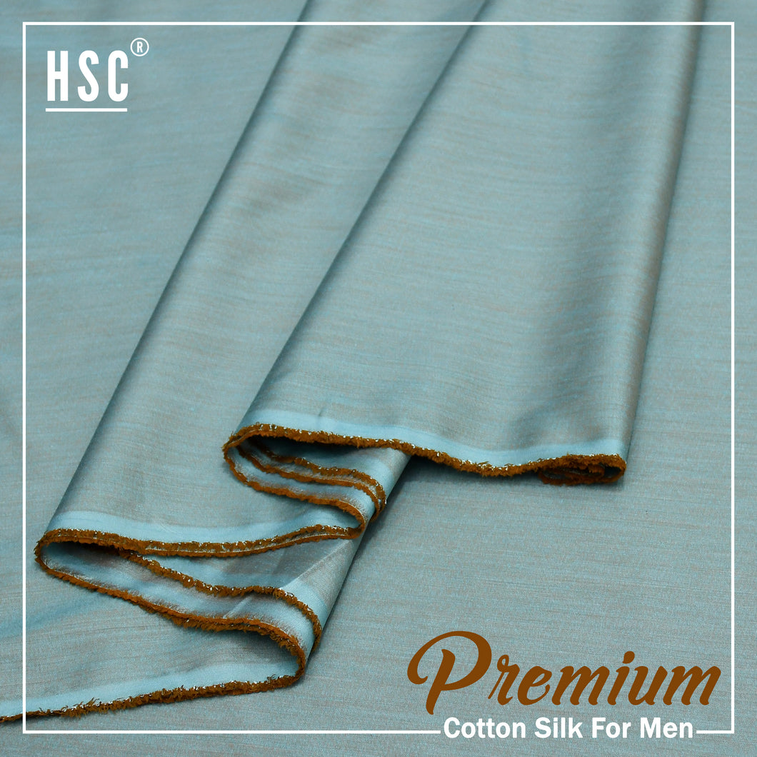Premium Cotton Silk For Men - PCS6