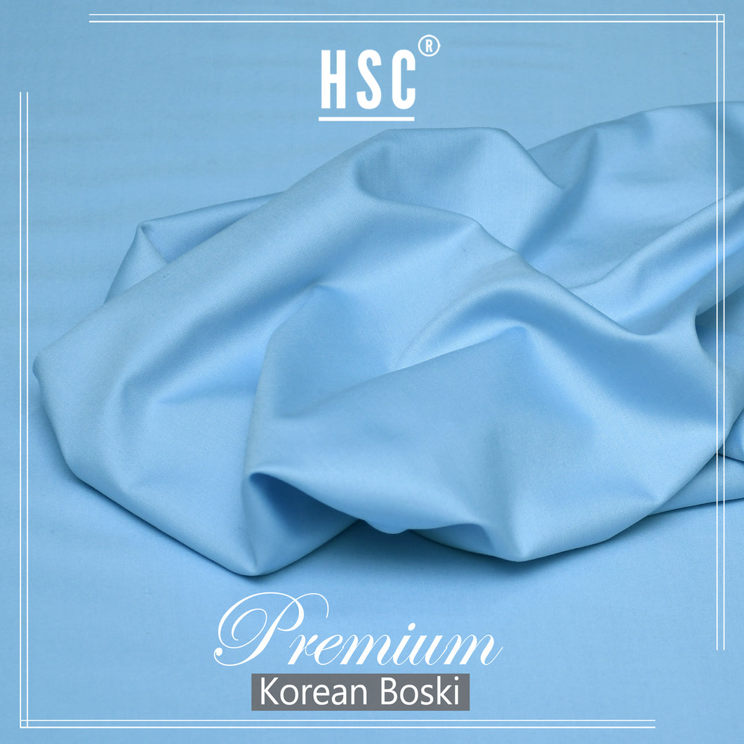 Buy1 Get 1 Free Premium Korean Boski For Men - PKB5 (2 Suits)
