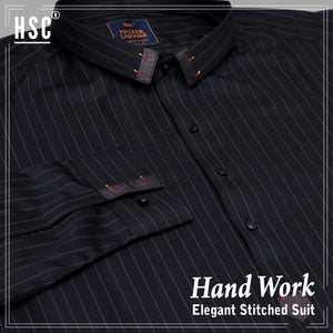 Elegant Ready To Wear Stitched Suit For Men - RTW32