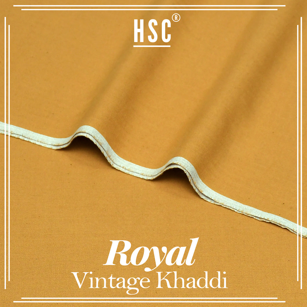 Royal Vintage Khaddi For Winter&Mid Seasons - RVK12