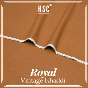 Royal Vintage Khaddi For Winter&Mid Seasons - RVK4