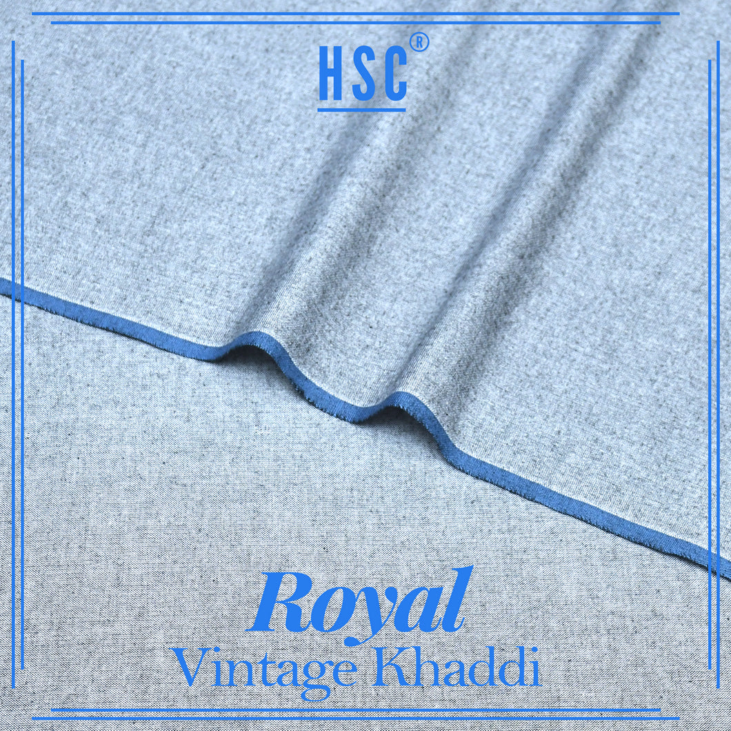 Royal Vintage Khaddi For Winter&Mid Seasons - RVK7