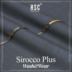 Sirocco Plus Blended Wash&Wear For Men - SPW7