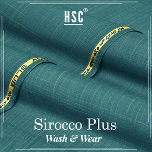 Sirocco Plus Blended Wash&Wear For Men - SPW4