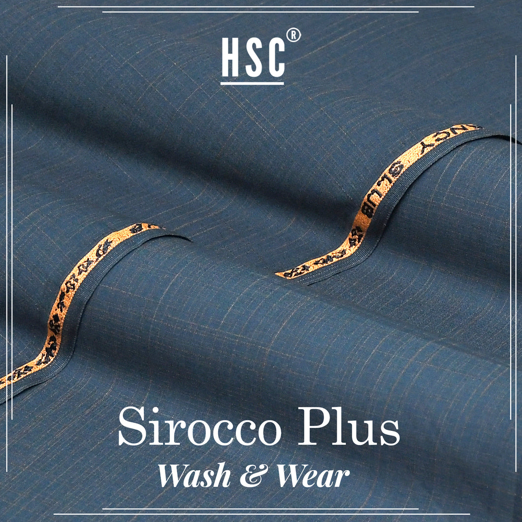 Sirocco Plus Blended Wash&Wear For Men - SPW8