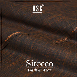 Sirocco Blended Wash&Wear For Men - SW1