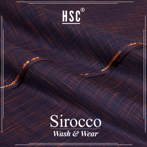 Sirocco Blended Wash&Wear For Men - SW3
