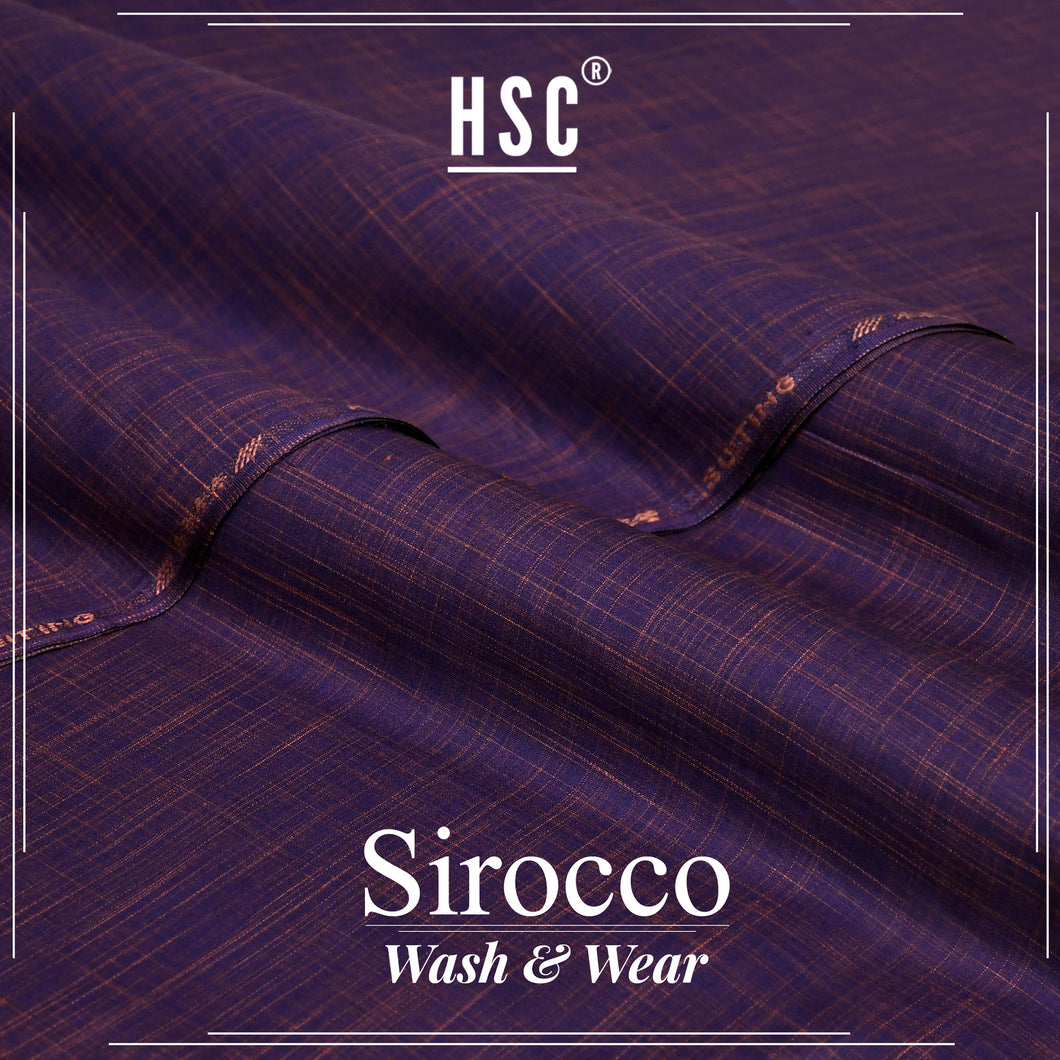 Sirocco Blended Wash&Wear For Men - SW6