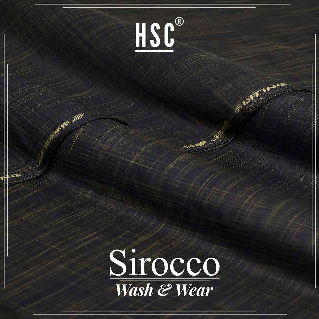 Sirocco Blended Wash&Wear For Men - SW7