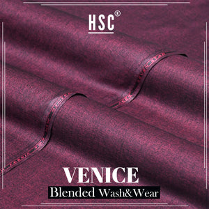 Venice Double Tone Blended Wash&Wear - VDW10