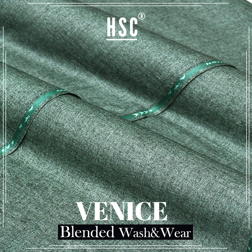 Venice Double Tone Blended Wash&Wear - VDW11