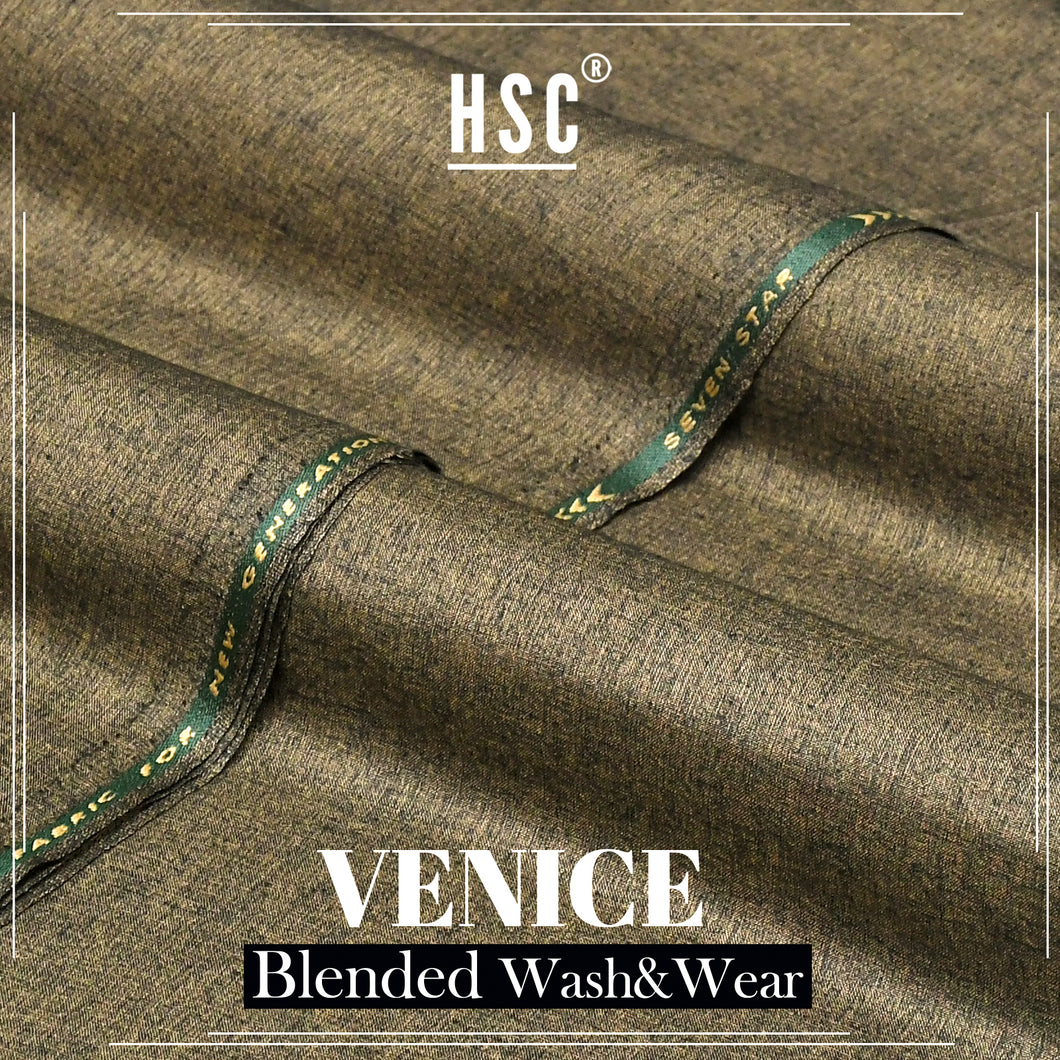Venice Double Tone Blended Wash&Wear - VDW14