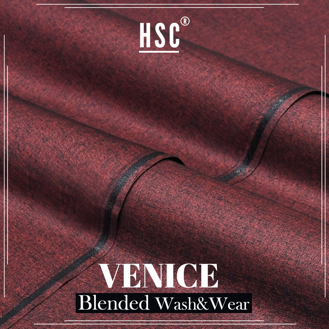 Venice Double Tone Blended Wash&Wear - VDW15