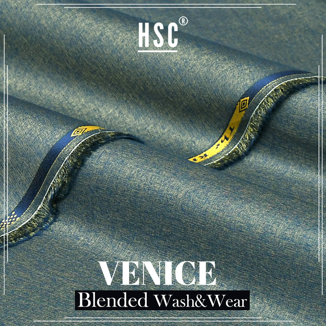 Venice Double Tone Blended Wash&Wear - VDW4