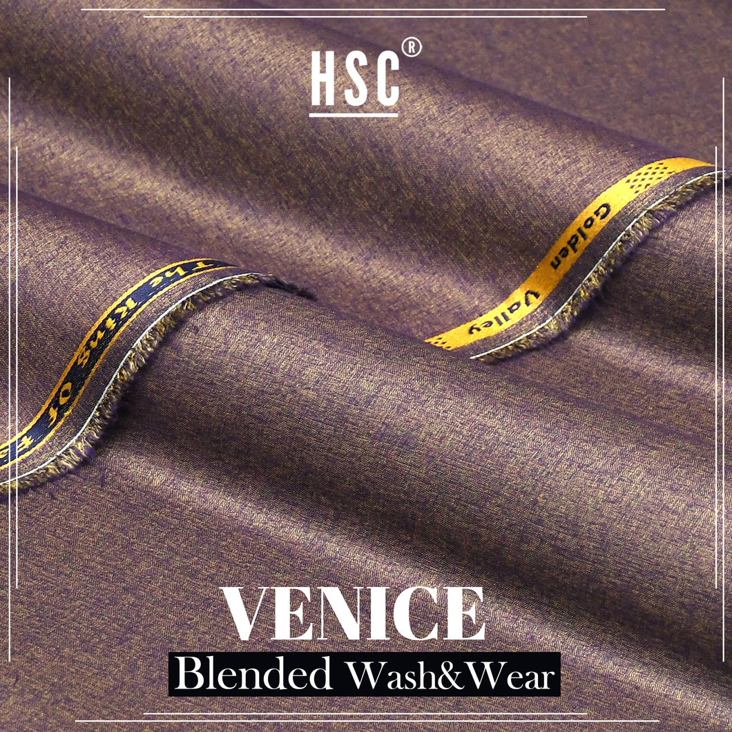 Venice Double Tone Blended Wash&Wear - VDW5