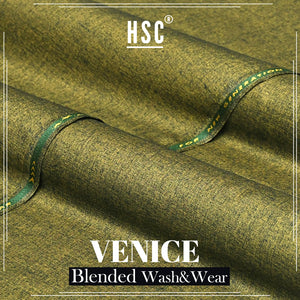 Venice Double Tone Blended Wash&Wear - VDW6