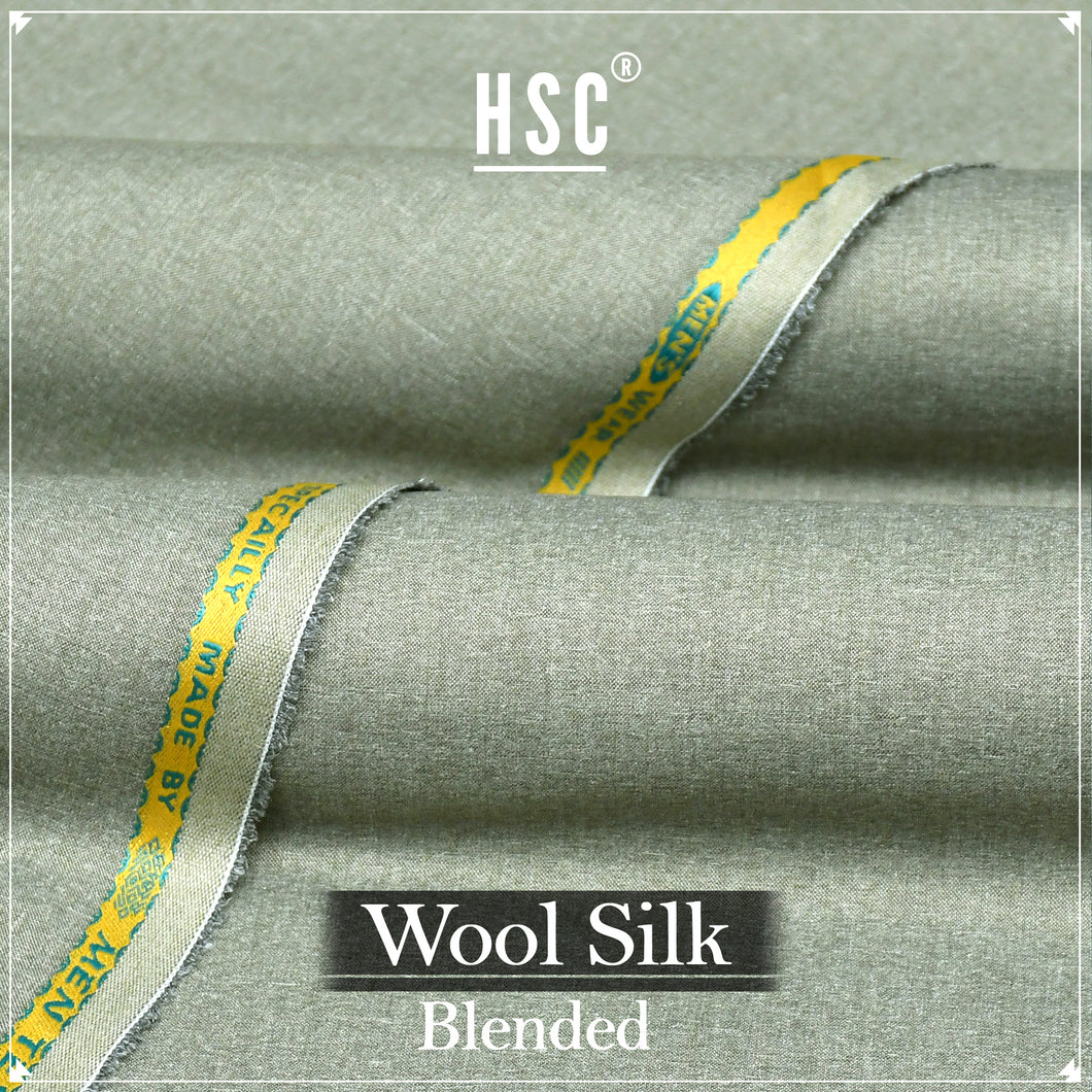 Exclusive Wool Silk For Men - WSB5