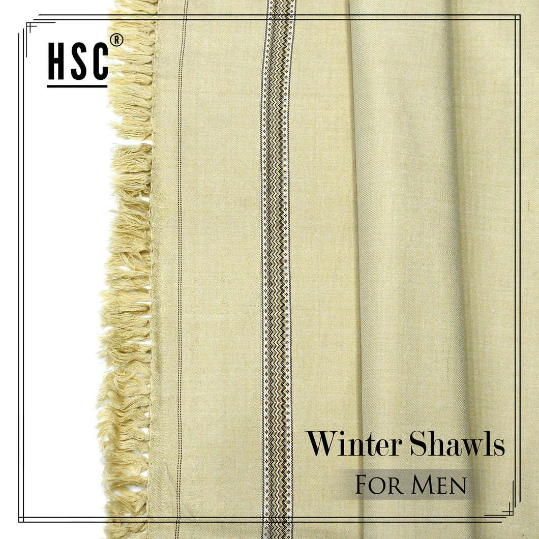 Winter Shawl For Men - WSF19