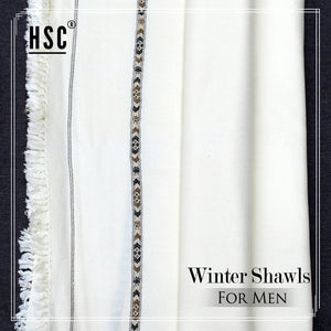 Winter Shawl For Men - WSF1