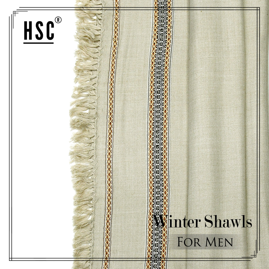 Winter Shawl For Men - WSF20