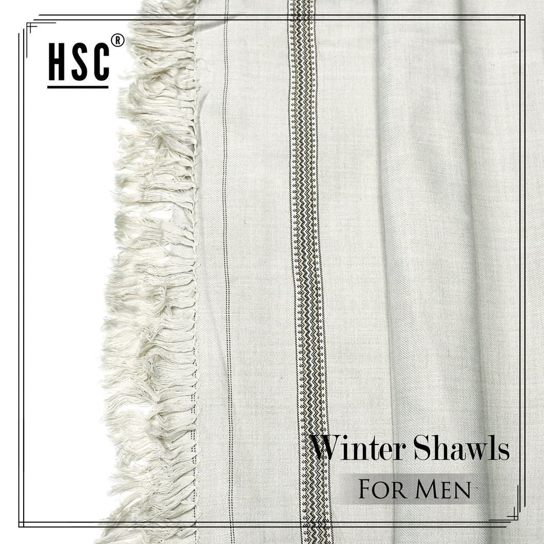Winter Shawl For Men - WSF22