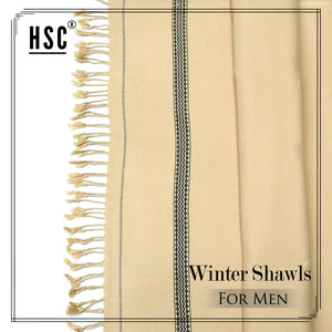 Winter Shawl For Men - WSF23