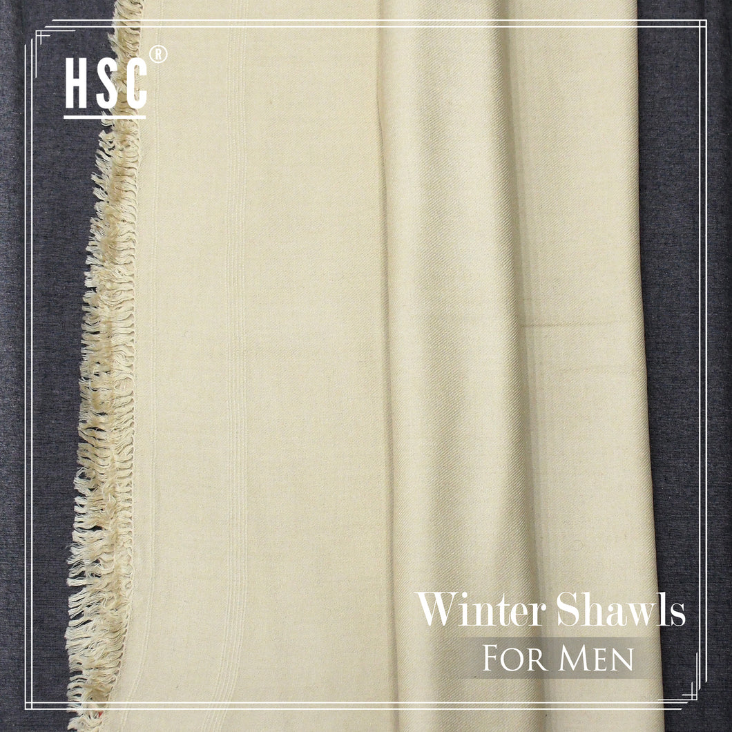 Winter Shawl For Men - WSF7