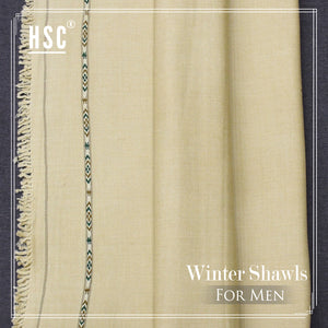 Winter Shawl For Men - WSF9