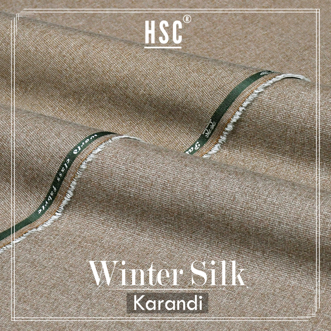 Winter Silk Karandi For Men - WSK6