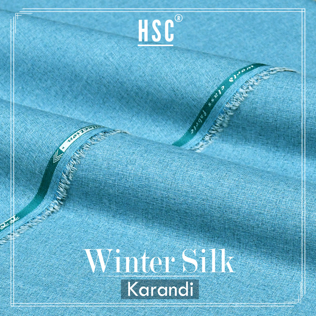 Winter Silk Karandi For Men - WSK7