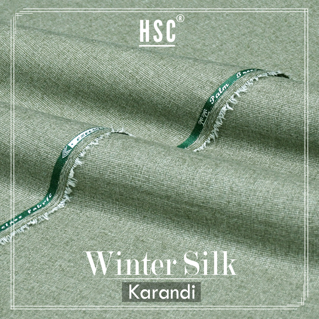 Winter Silk Karandi For Men - WSK9