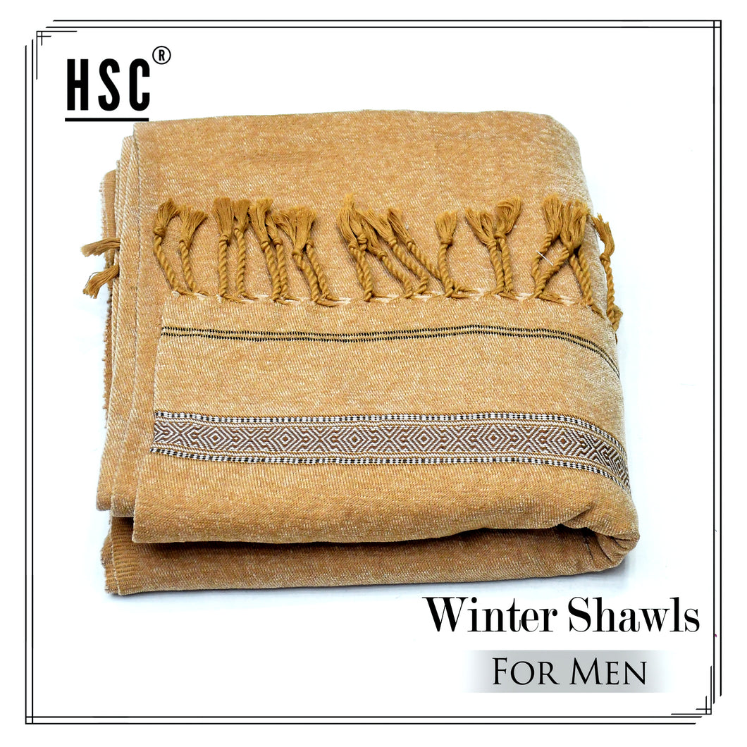 Winter Shawl For Men - WSM6