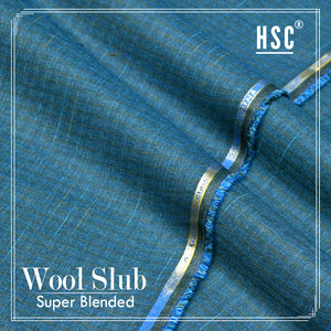 Wool Slub Super Blended - WSS6