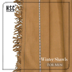 Winter Shawl For Men - WSW4