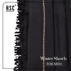 Winter Shawl For Men - WSW7