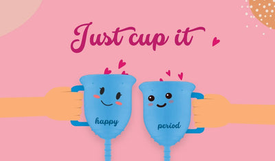 Period talk: Just cup it!