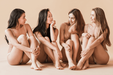 Unrealistic Beauty Standards and Our Intimate Care Range