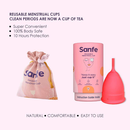 Perfect Fit Duo - I - Small + Medium Menstrual Cups