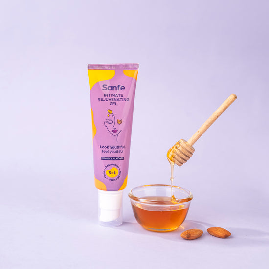 Intimate Rejuvenating Gel With Honey And Almond- 50g