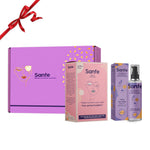 Sanfe Gift Box - Period Care Box And 3-in-1 Intimate Wash Lavender