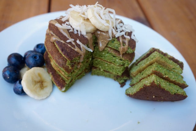 Iron Lily Green Pancakes 002