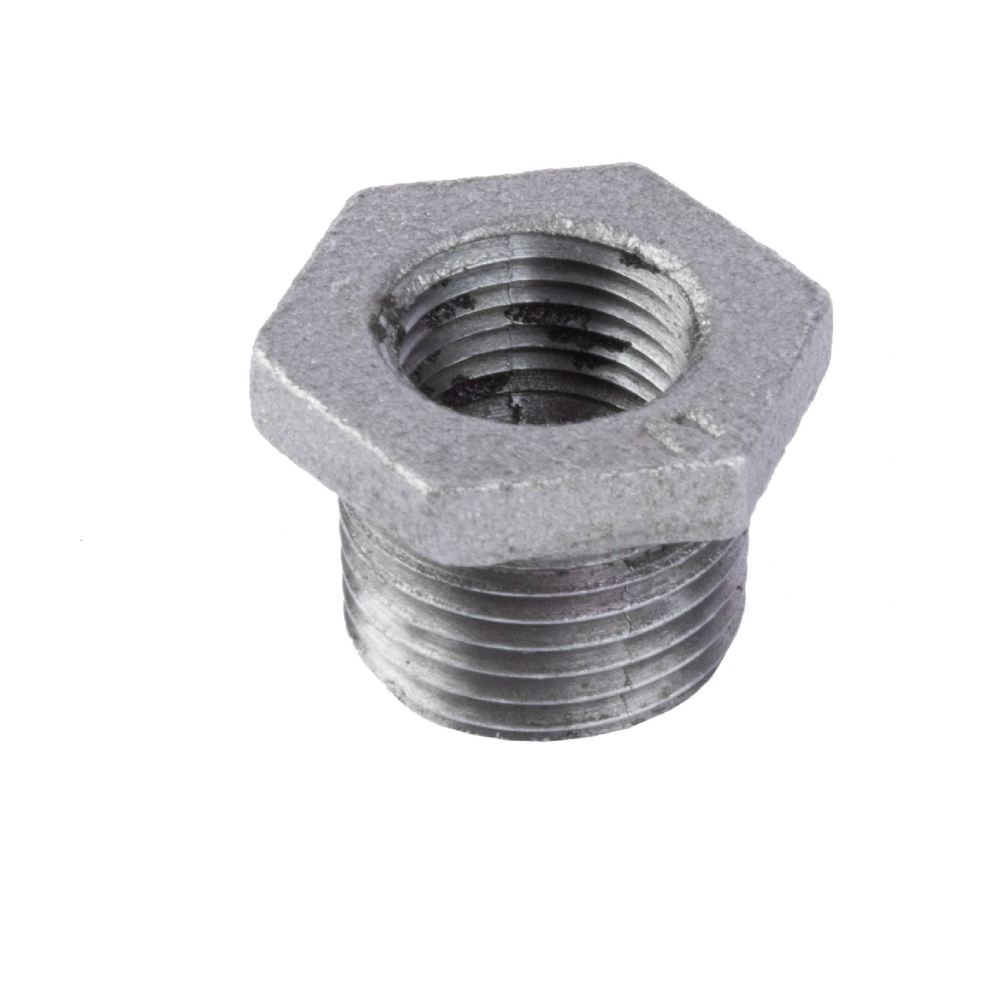 1/2 in. X 3/8 in. Bushing - Pipe Decor
